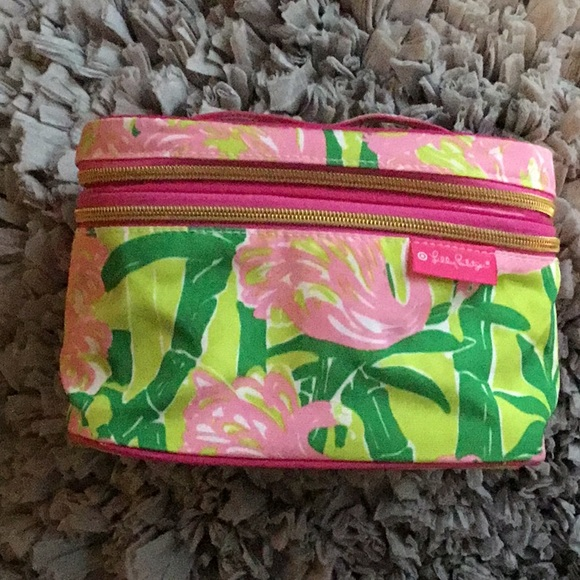 Lilly Pulitzer for Target Cosmetic Bag